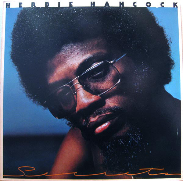 Herbie Hancock ‎– Secrets - VG+ Lp Record 1976  USA Original Vinyl - Jazz
