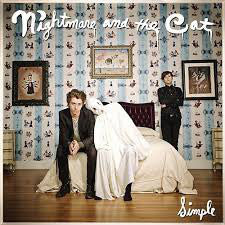 Nightmare and the Cat - Simple - New Lp Record 2014 USA Vinyl & Download - Rock / Pop FFO: Muse, Killers, Mumford + Sons