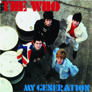 The Who - My Generation (1965 ) - New Lp Record 2015 USA Geffen Mono Vinyl - Classic Rock