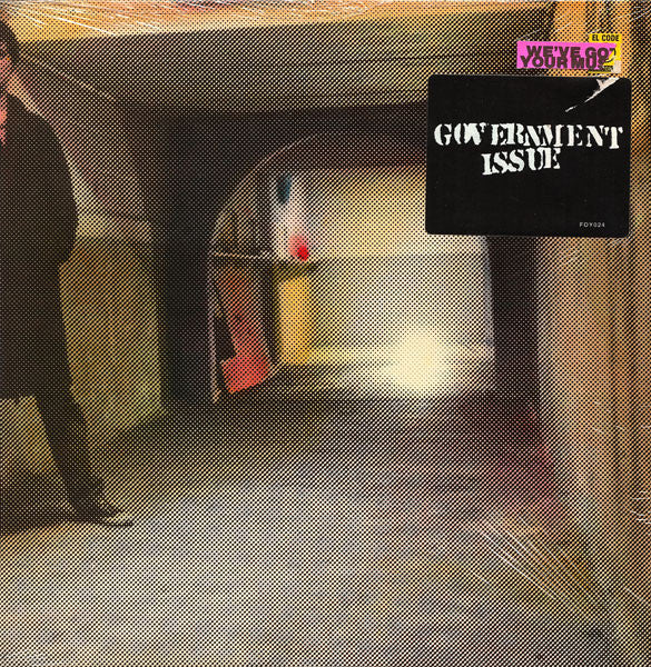 Government Issue ‎– Government Issue (1986) - New Vinyl Record 2011 USA (White Vinyl Limited To 300 Made ) - Hardcore/Punk