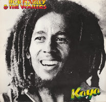 Bob Marley & The Wailers - Kaya - New Vinyl Record 2015 Island Reissue, Pressed in Holland - Reggae