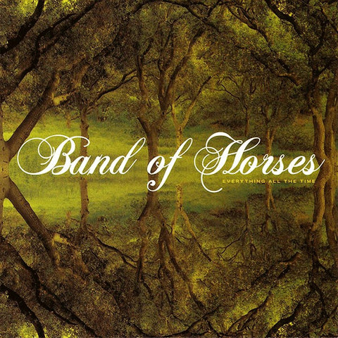 Band of Horses - Everything All The Time - New Lp Record 2006 USA Sub Pop Vinyl & Download - Indie Rock