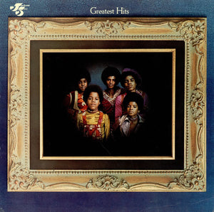 The Jackson 5 ‎– Greatest Hits - VG+ Lp Record 1972 Stereo Original USA Vinyl - Soul