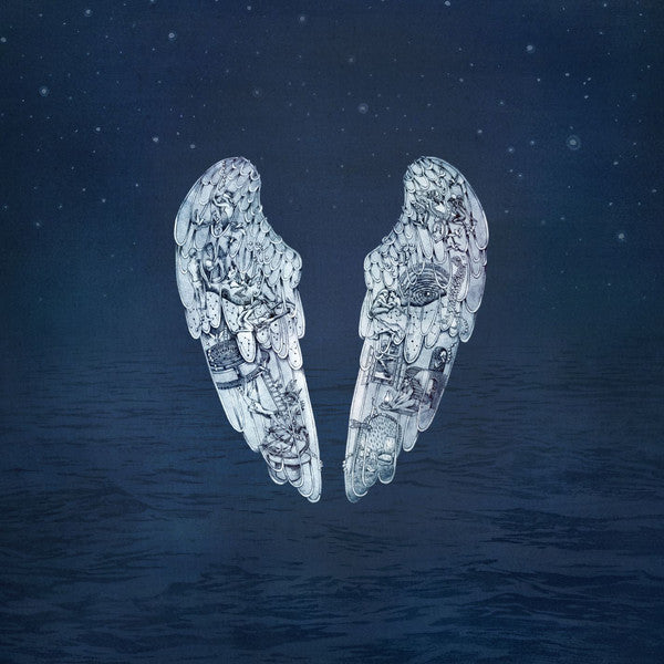 Coldplay ‎– Ghost Stories - New Lp Record 2014 USA Vinyl & Download - Alternative Rock / Pop