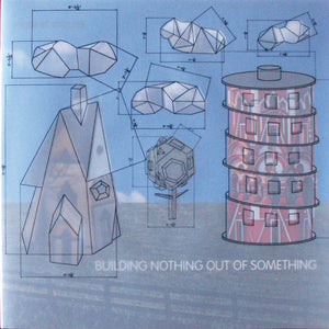 Modest Mouse - Building Nothing out of Something  - New Lp Record 2015 Glacial Pace USA 180 gram Vinyl & Download - Alternative Rock / Indie Rock