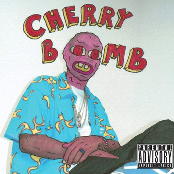 Tyler, The Creator - Cherry Bomb - New Vinyl 2015 2-LP Limited Edition Clear Vinyl Import Pressing - Rap / HipHop