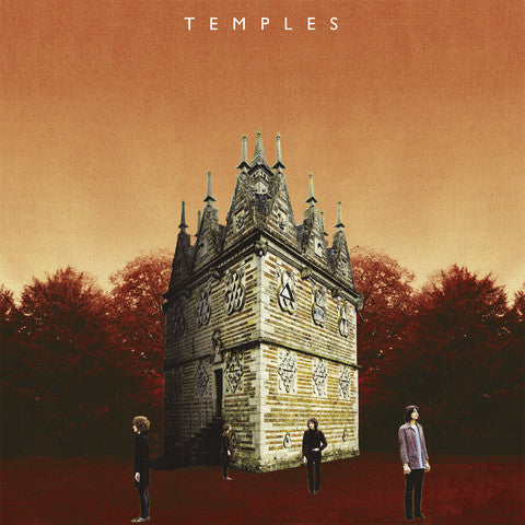 Temples - Mesmerise Live - New Lp Record Store Day 2015 Fat Possum USA RSD Colored Vinyl - Indie Rock