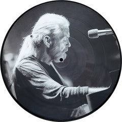 "Gregg Allman - Picture Disc - New 10"" Vinyl 2015 RSD Press, 2 unreleased live tracks and 2 tracks never before on vinyl, limited to 3500"