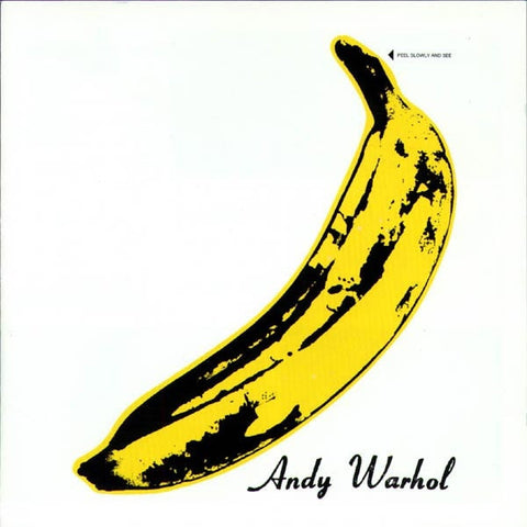 The Velvet Underground & Nico – The Velvet Underground & Nico (Andy Warhol) - New Lp Record 2008 USA Verve 180 gram Vinyl & Banana Sticker Cover - Psychedelic Rock / Art Roc