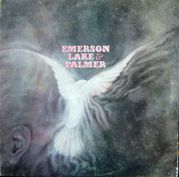 Emerson, Lake & Palmer - Emerson, Lake & Palmer - VG 1971 Stereo USA Original Press Cotillion - Prog Rock