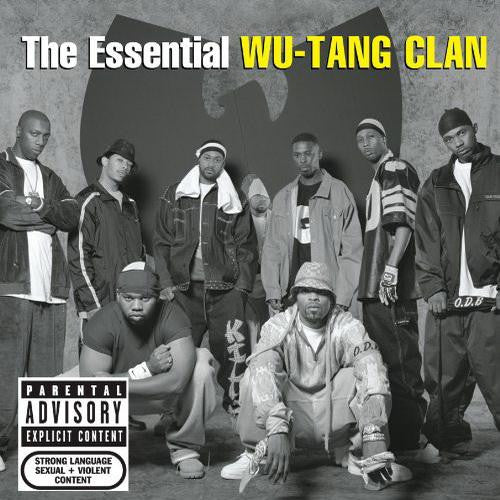 Wu-Tang Clan - The Essential - New Vinyl 2016 Sony Music 2-LP Compiliation - Rap / Hip Hop