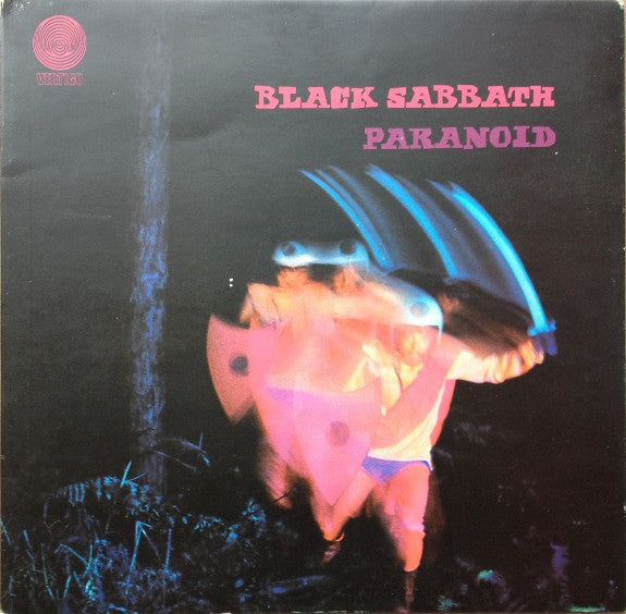 Black Sabbath - Paranoid - New 2 Lp Record 2016 USA Deluxe 180 gram Vinyl - Hard Rock / Psych / Metal