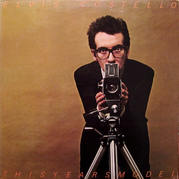 Elvis Costello & The Attractions - This Year's Model - VG+ 1978 Stereo (Original Press With Matching Inner Sleeve) USA - Rock/New Wave