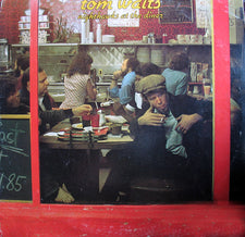 Tom Waits - Nighthawks at the Diner - New Vinyl 2010 Rhino Reissue 2-lp 180gram Gatefold - Avant Garde / Rock / Blues