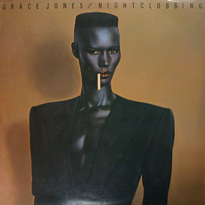 Grace Jones - Nightclubbing - VG+ Lp Record 1981 Original USA Vinyl - Synth-pop / Dub / Disco