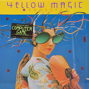 Yellow Magic Orchestra (Ryuichi Sakamoto) – Yellow Magic Orchestra - VG+ 1979 USA LP - Electro/Synth Pop
