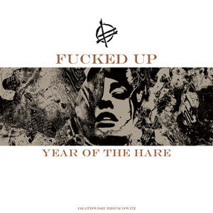 Fucked Up - Year of the Hare - New Vinyl 2015 Deathwish 1st Press White Vinyl - Hardcore / Post-Punk