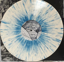 mewithoutYou - Pale Horses - New Vinyl 2015 Run For Cover 1st Press Limited Edition 'Bone w/ Aqua Splatter' (Limited to 3000) - Indie Rock / Post-Hardcore