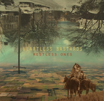 Heartless Bastards - Restless Ones - New Vinyl Record 2015 Partisan Records w/ MP3 Download Card - Cincinatti, Ohio Blues / Garage Rock - For fans of The Black Keys