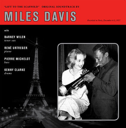 Miles Davis - OST Elevator to the Gallows (USA) / Lift To The Scaffold (UK) / Ascenseur pour l'échafaud (France) - New Vinyl - 180 Gram 2015 DOL Import - Jazz / Soundtrack