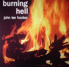John Lee Hooker - Burning Hell - New Vinyl (UK 180 Gram)