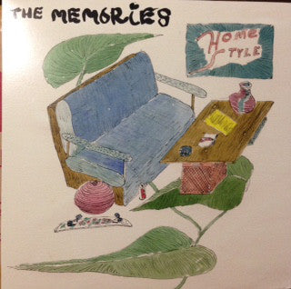 The Memories - Home Style - New Vinyl Record - 2015 Randy Records Limited Edition Hand Numered (of 300) - Chicago / Slacker Pop