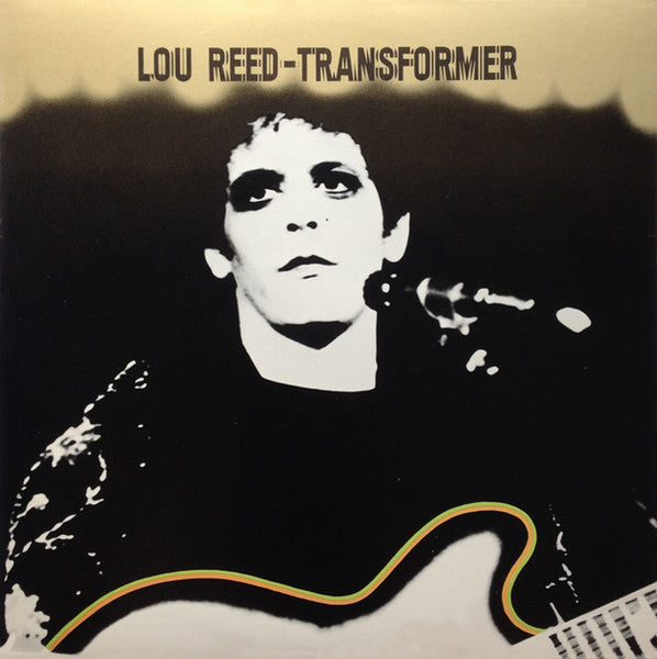 Lou Reed - Transformer (1972) - New Vinyl Record - 2012 RCA Reissue - Rock