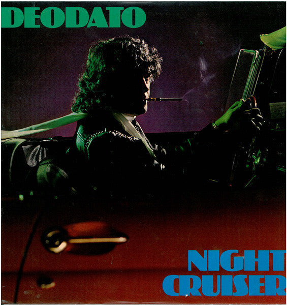 Eumir Deodato - Night Cruiser - Mint- Stereo 1980 Warner USA Jazz - B13-026