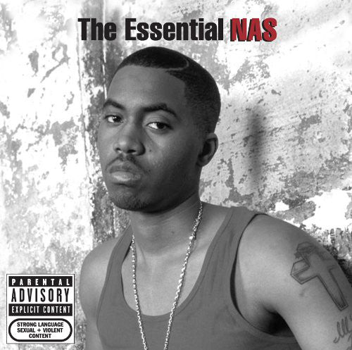 Nas - The Essential - New Vinyl Record 2016 Columbia Records 2-LP Compiliation - Rap / Hip Hop
