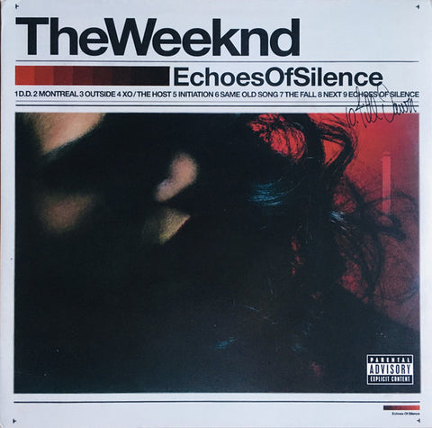 The Weeknd - Echoes of Silence - New 2 Lp Record 2015 USA Republic Vinyl - R&B / Hip Hop / Funk