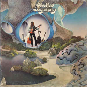 Steve Howe ‎– Beginnings - Mint- Lp Record 1975 Stereo USA - Prog Rock / Psychedelic Rock
