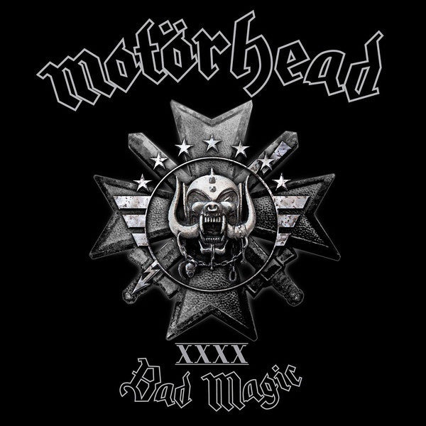Motorhead - Bad Magic - New Vinyl Record 2016 UDR Limited Edition Indie Exclusive Green Vinyl - Metal / 'Classic'