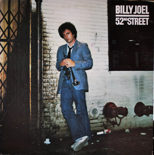 Billy Joel - 52nd Street Mint- Lp Record 1978 USA Original Vinyl - Pop / Rock - B4-132