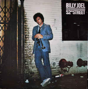 Billy Joel - 52nd Street - VG 1978 Stereo Original Press USA - Rock / Pop