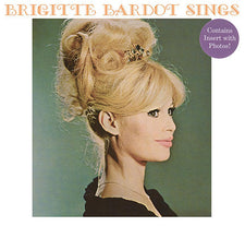 Brigitte Bardot - Sings - New Vinyl Record 2015 DOL UK 140gram Vinyl Pressing w/ Photo Insert Sheet - 60's French Pop / features Collabs with Serge Gainsbourg & Claude Bolling