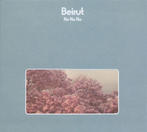 Beirut - No No No - New Vinyl 2015 4AD on Limited Edition BLUE Vinyl w/ Download - Indie Pop / World / Folk