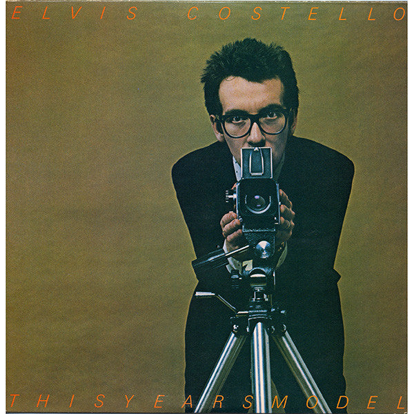 Elvis Costello - This Year's Model - New Vinyl 2015 Universal Records Reissue - Rock / New Wave