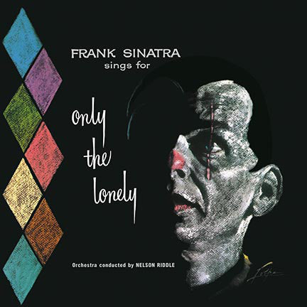 Frank Sinatra ‎– Frank Sinatra Sings For Only The Lonely (1958) - New Vinyl Record 2015 (Europe Import 180 Gram) - Jazz