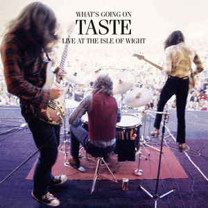 Taste (Rory Gallagher) - What's Going On - Live at Isle of Wight - New Vinyl 2015 - Gatefold 2-LP 180 Gram Reissue