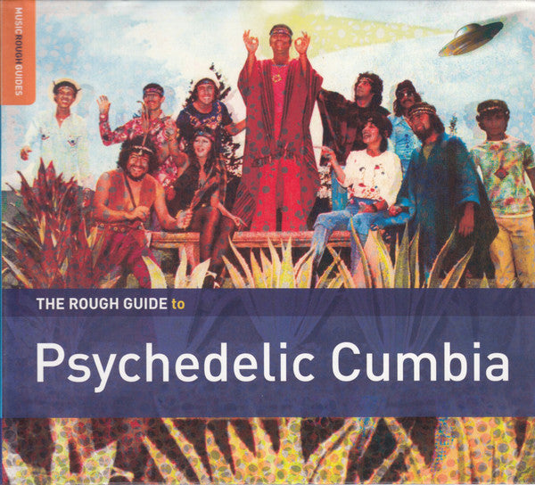 V / A - Rough Guide to Psychedelic Cumbia - New Vinyl Record 2016 Music Rough Guides Limited Edition Compilation LP + Download - Psych / World Comp