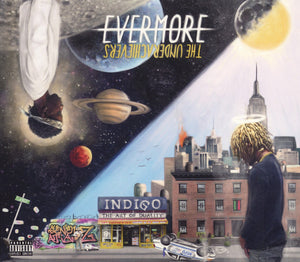 The Underachievers - Evermore / Art of Duality - New Vinyl Record 2016 RPM Records - Rap / HipHop