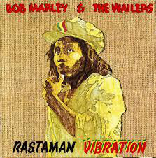Bob Marley & The Wailers ‎– Rastaman Vibration - VG 1976 Stereo USA Original Press - Reggae