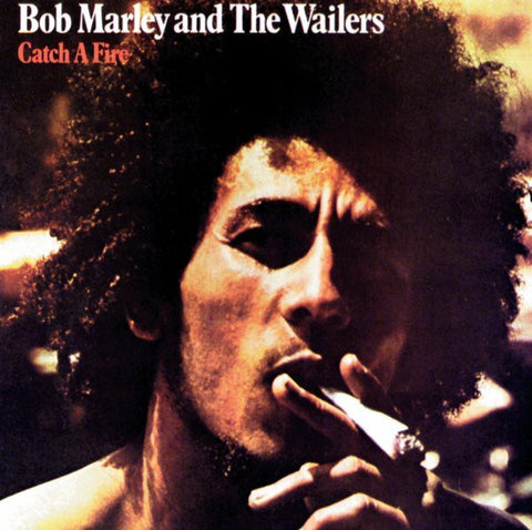 Bob Marley & The Wailers - Catch a Fire - New Vinyl Record 2015 Island Netherlands Press Reissue - Reggae