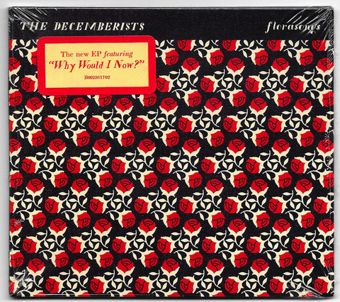 "The Decemberists - Florasongs - New Vinyl 10"" Record 2015 USA Vinyl & Download - Rock"