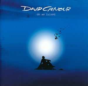 David Gilmour ‎(of Pink Floyd) – On An Island - New Vinyl 2015 (Europe Import Press) 180 gram With Poster - Rock