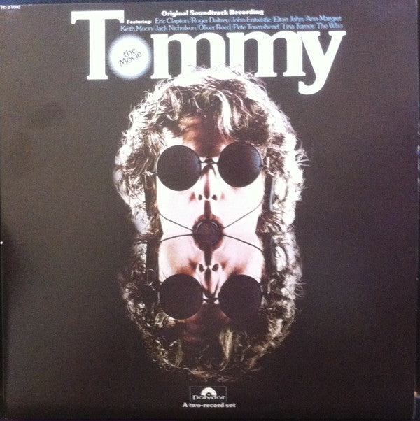 The Who ‎– Tommy - Original Soundtrack Recording - VG+ 2 Lp Record 1975 USA Original Vinyl - Soundtrack / Classic Rock
