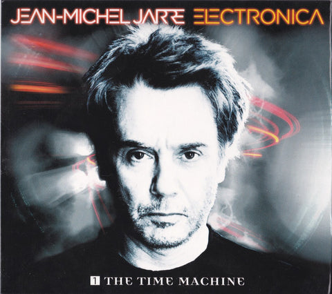 Jean-Michel Jarre - Electronica Vol 1: The Time Machine - New 2 LP Record 2016 Sony Limited Edition Vinyl & Download - Electronic / Ambient / New-Age