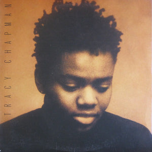 Tracy Chapman - Tracy Chapman - VG+ 1988 Stereo USA Original Press - Rock/Pop