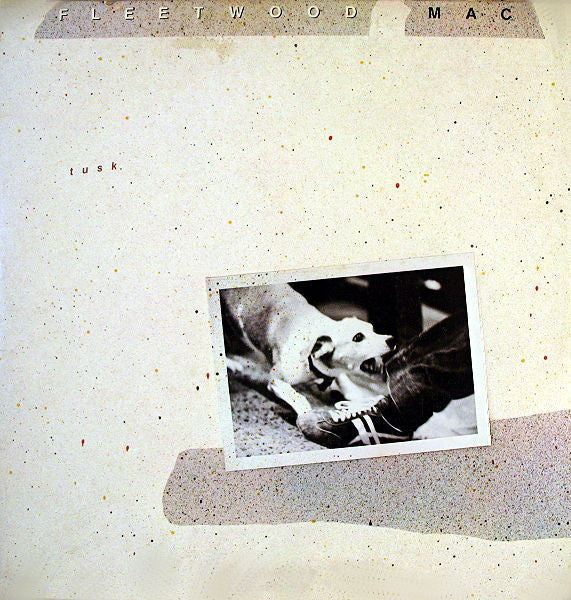 Fleetwood Mac ‎– Tusk (1979) - New Vinyl Record 2 Lp Set 2012 Remastered Europe Import Press - Rock