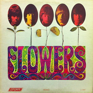 The Rolling Stones – Flowers - VG+ 1967 USA - B18-004